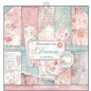 Stamperia - Double-Sided 12 x 12 Inch Paper Pack - Dream